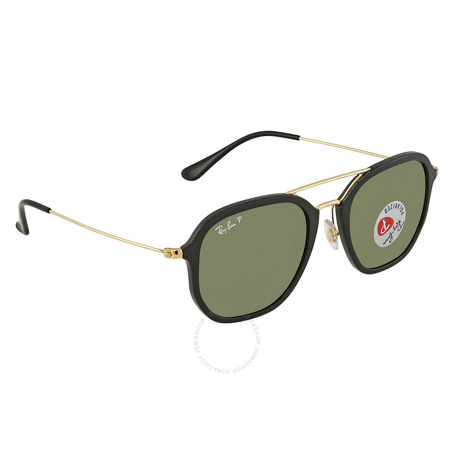dbf4d8702a Ray Ban Polarized Green Classic G-15 Sunglasses RB4273 601 9A 52 ...