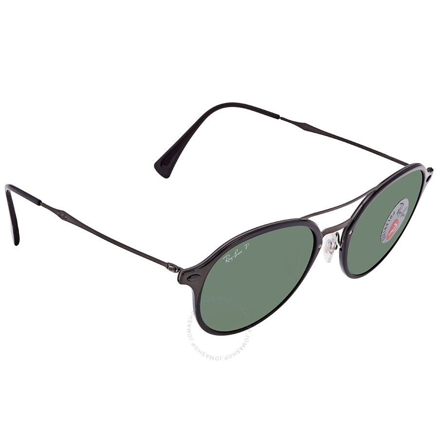 2001cc1398 Ray Ban Polarized Green Classic G-15 Sunglasses RB4287 601 9A 55 ...