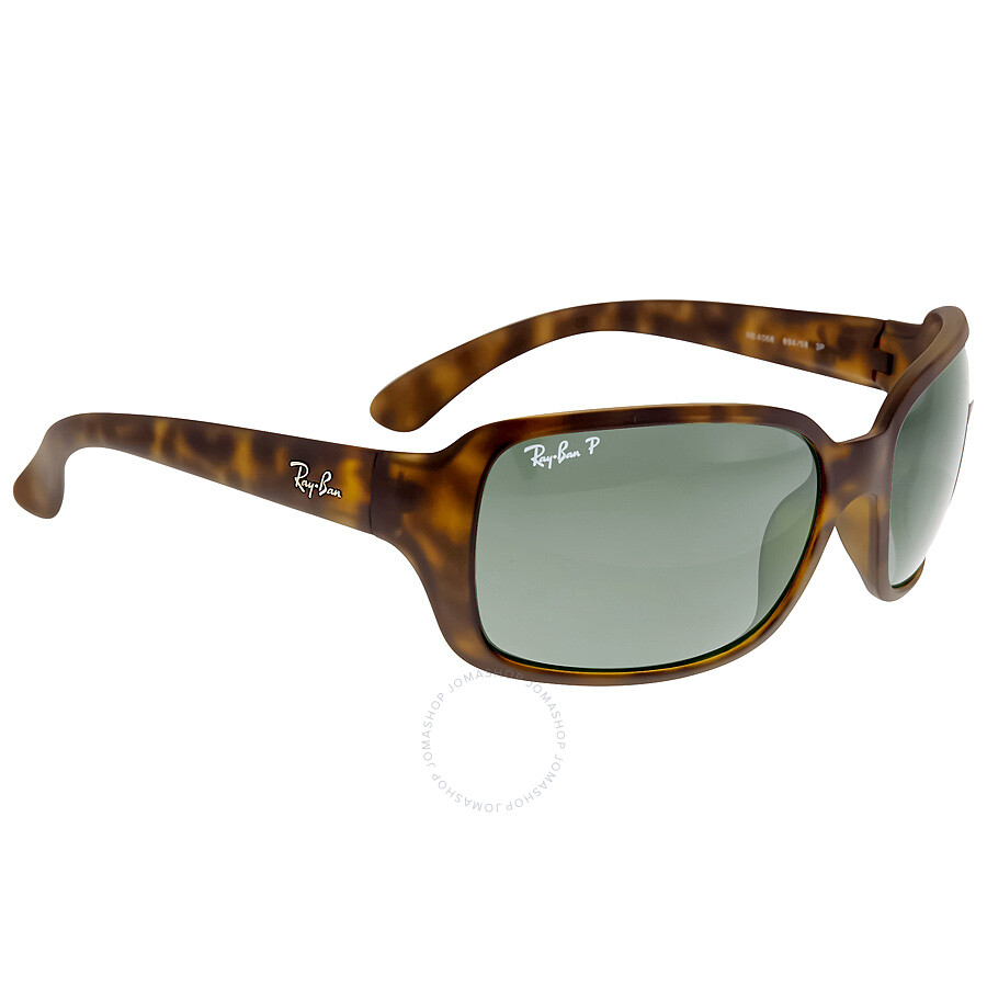 ab865012eb ... Ray Ban Polarized Green Classic G-15 Ladies Sunglasses RB4068 894 58 60-  ...