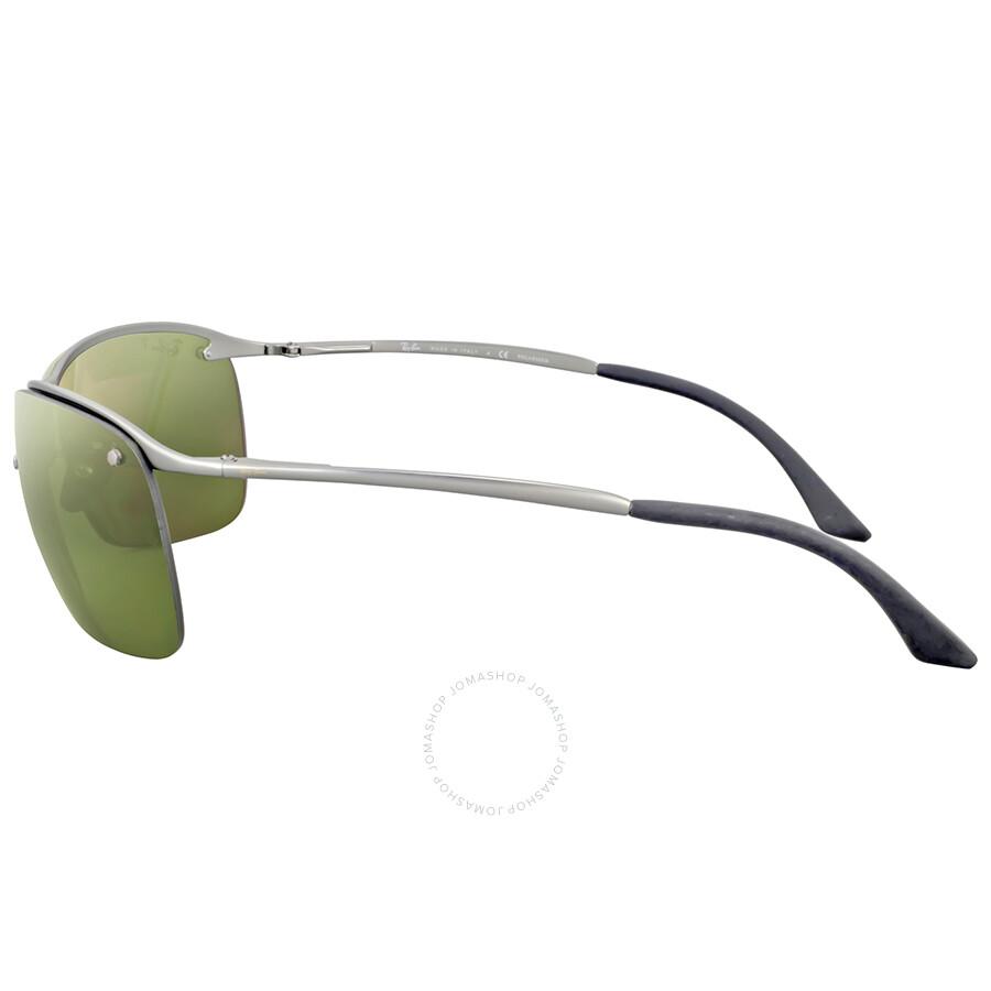 7bae59f4635 Ray Ban Polarized Green Mirror Chromance Sunglasses - Ray-Ban ...
