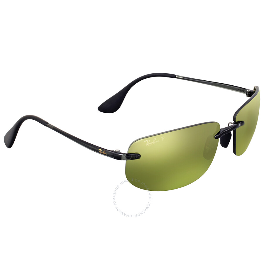 63479ac562 Ray Ban Polarized Green Square Sunglasses Ray Ban Polarized Green Square  Sunglasses ...