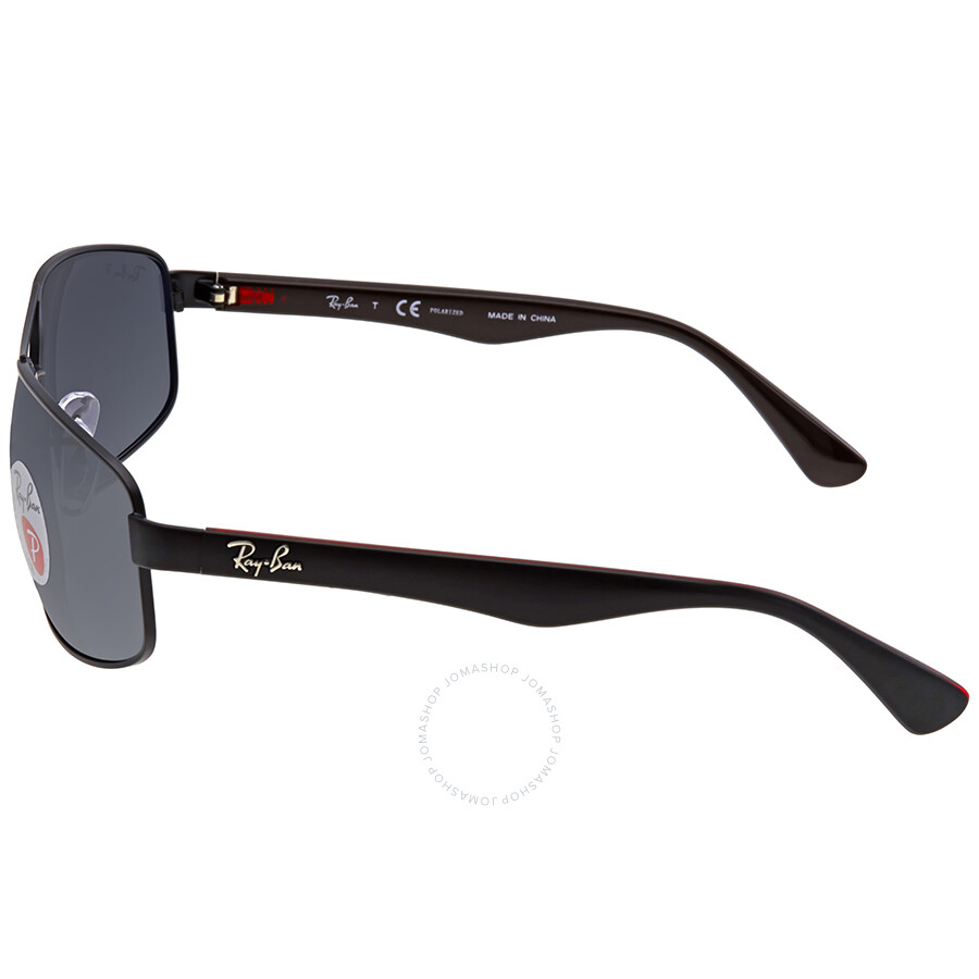 cbfe0c0120d Ray Ban Polarized Grey Classic Men s Sunglasses RB3445 006 P2 64 ...