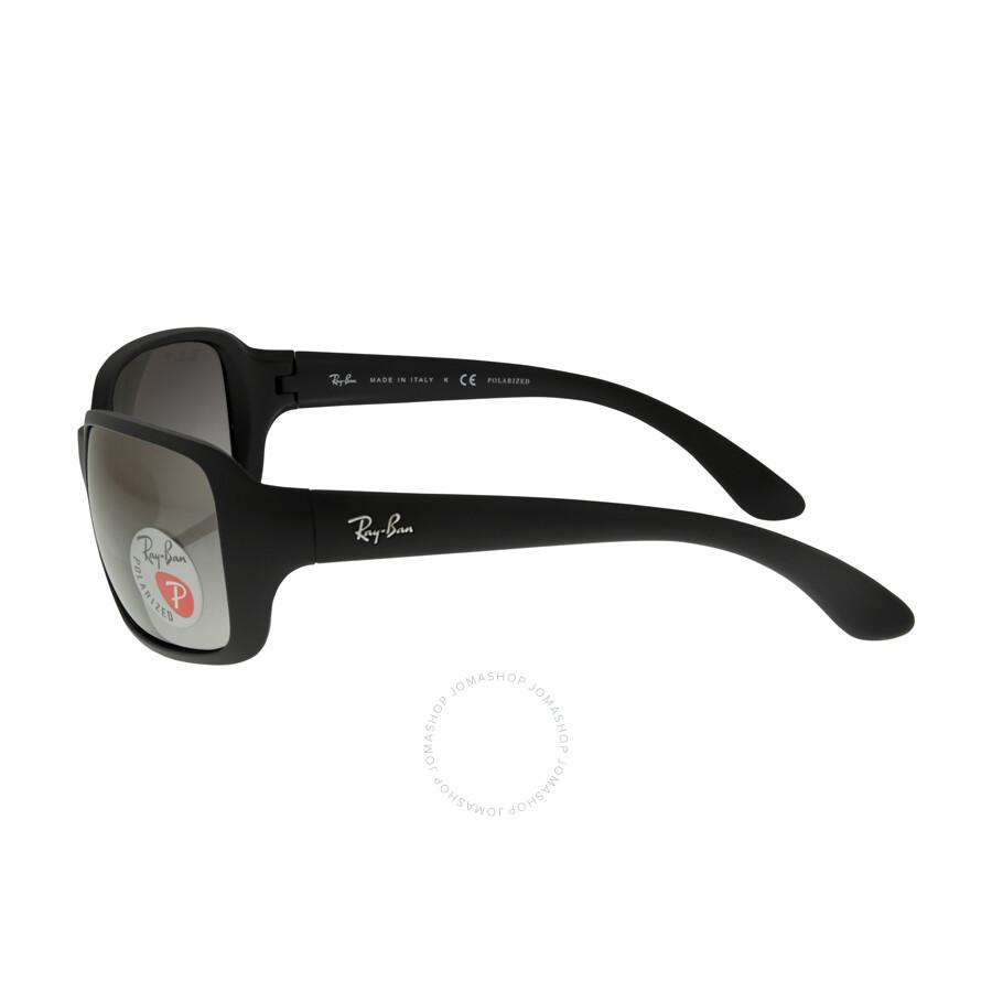 51af2ff353 ... Ray Ban Polarized Grey Gradient Ladies Sunglasses RB4068 601SM3 60-17
