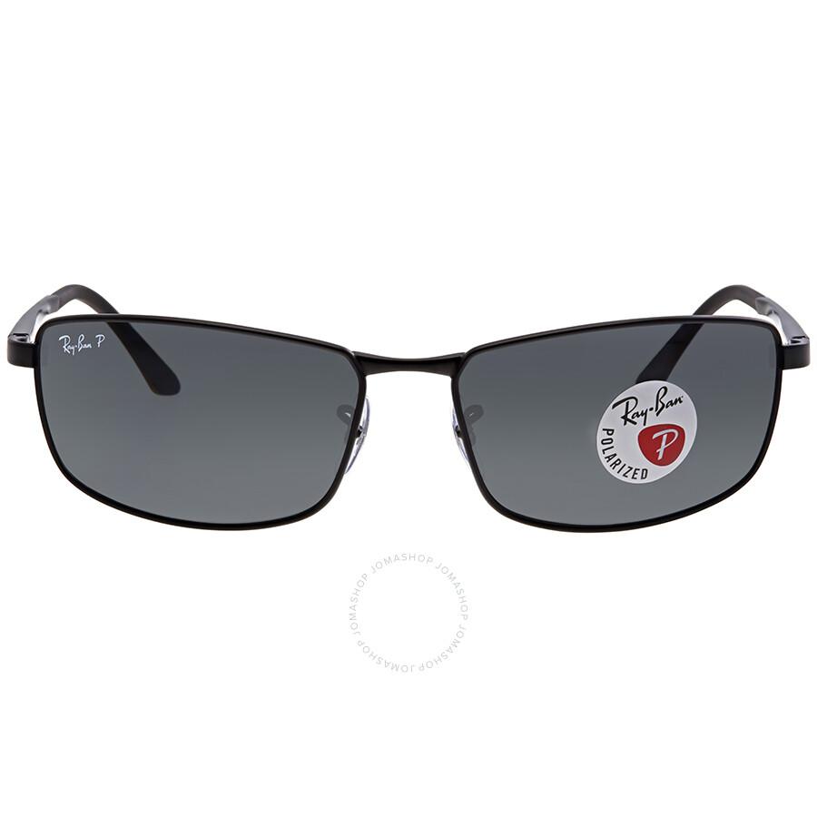 4d4b771e8f5a10 Ray Ban Polarized Grey Gradient Men's Sunglasses RB3498 006/81 64 Item No.  RB3498 006/81 64