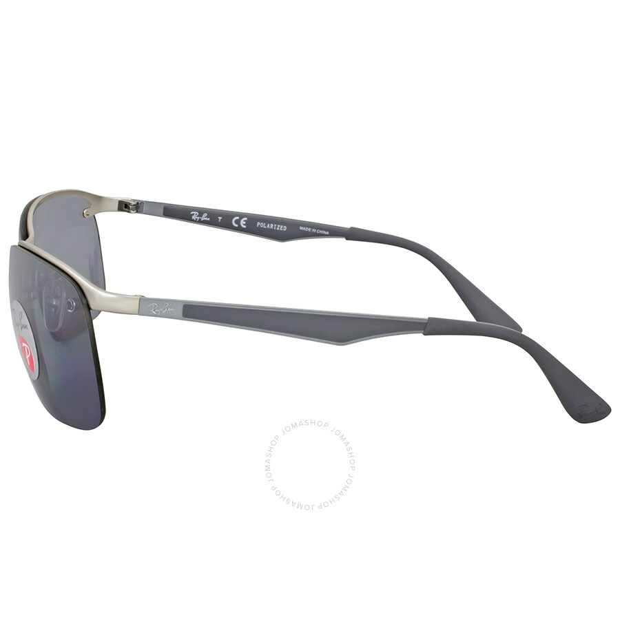 abde8e4a73a Ray Ban Polarized Grey Gradient Sunglasses RB3550 019 81 64 - Ray ...