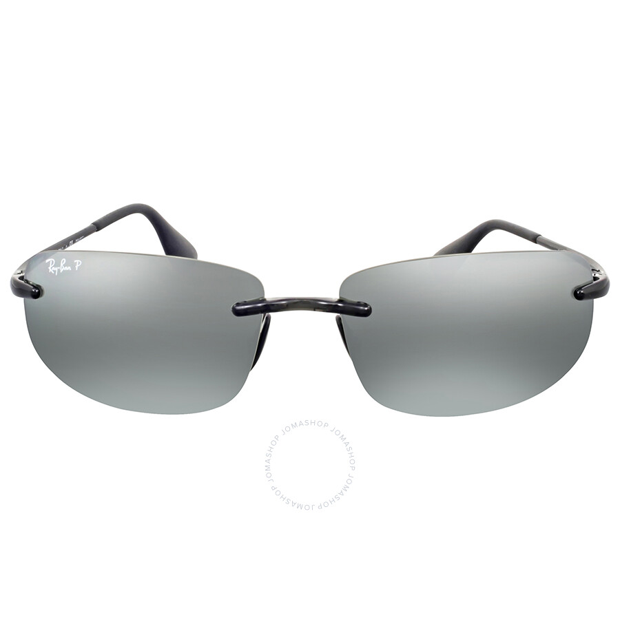 671431e91c Ray Ban Polarized Grey Mirror Chromance Sunglasses Item No. RB4254 601 5L 62