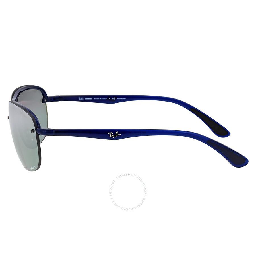 38d11b58db0 Ray-Ban Polarized Grey Mirror Chromance Sunglasses - Ray-Ban ...