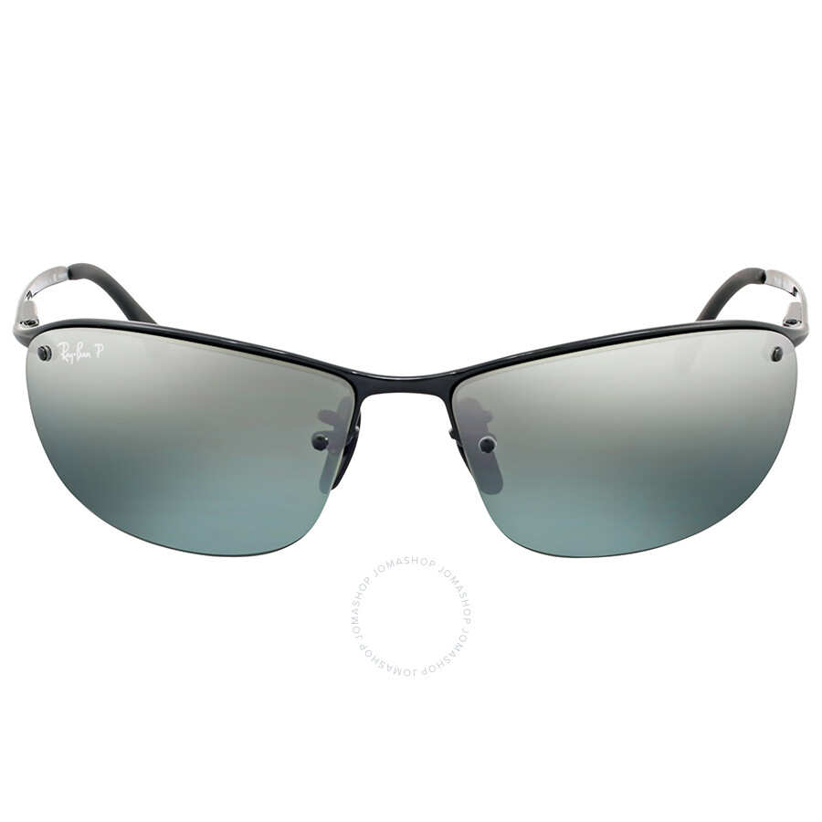 cc4cc785bc Ray Ban Polarized Grey Mirror Sunglasses - Ray-Ban - Sunglasses ...