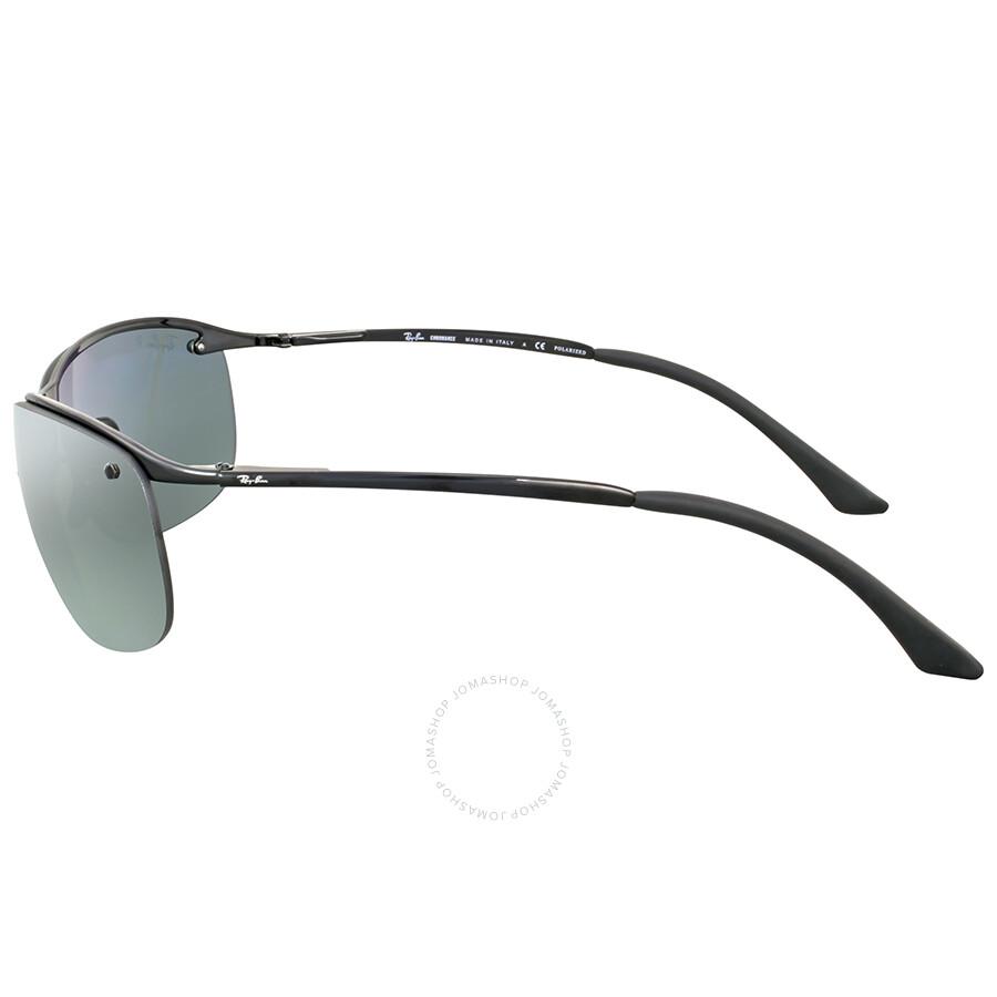 a8ff346085 Ray Ban Polarized Grey Mirror Sunglasses - Ray-Ban - Sunglasses ...