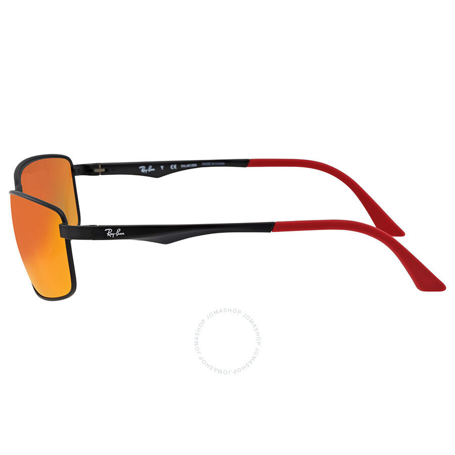 be558af50e6 Ray Ban Polarized Orange Flash Sunglasses - Ray-Ban - Sunglasses ...