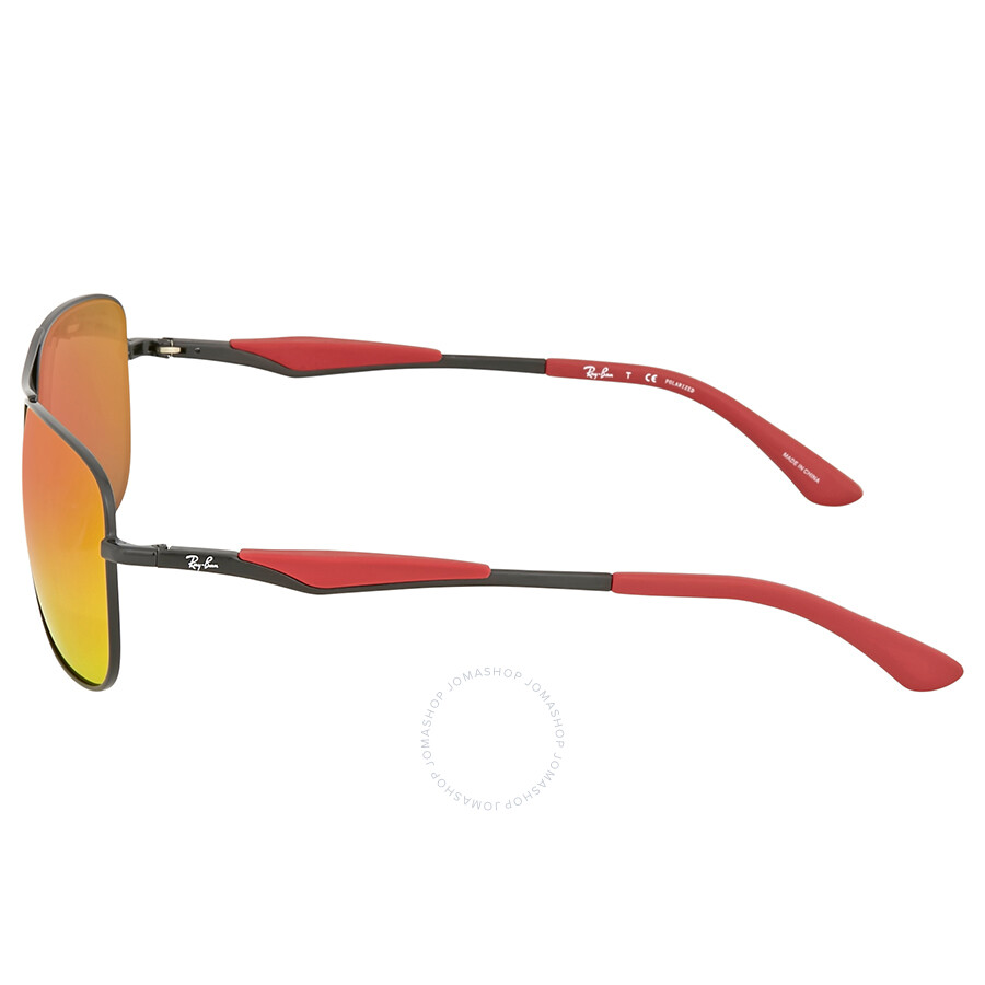 fc0f6363d2 Ray Ban Polarized Orange Flash Sunglasses - Ray-Ban - Sunglasses ...