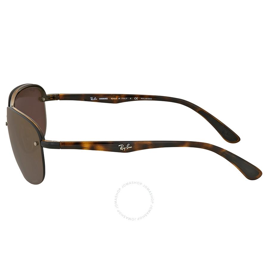 44fde713511 Ray Ban Polarized Purple Mirror Tortoise Sunglassess - Ray-Ban ...