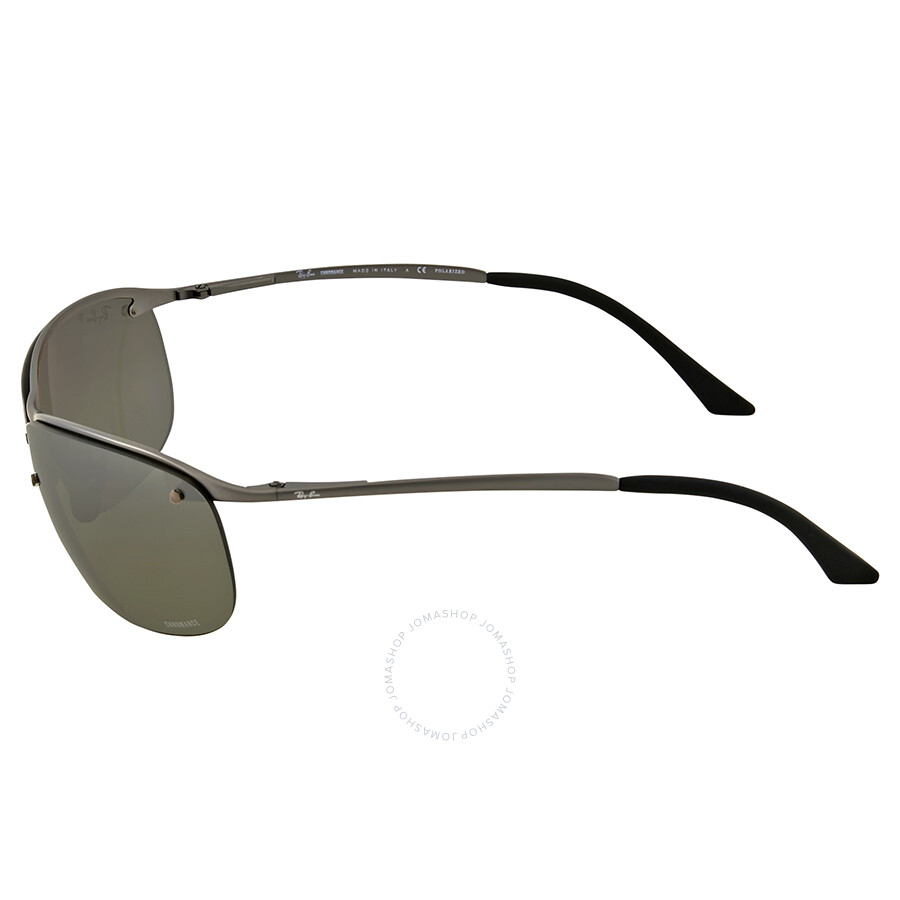 586c635ce3 Ray Ban Polarized Silver Mirror Chromance Sunglasses Ray Ban Polarized  Silver Mirror Chromance Sunglasses ...