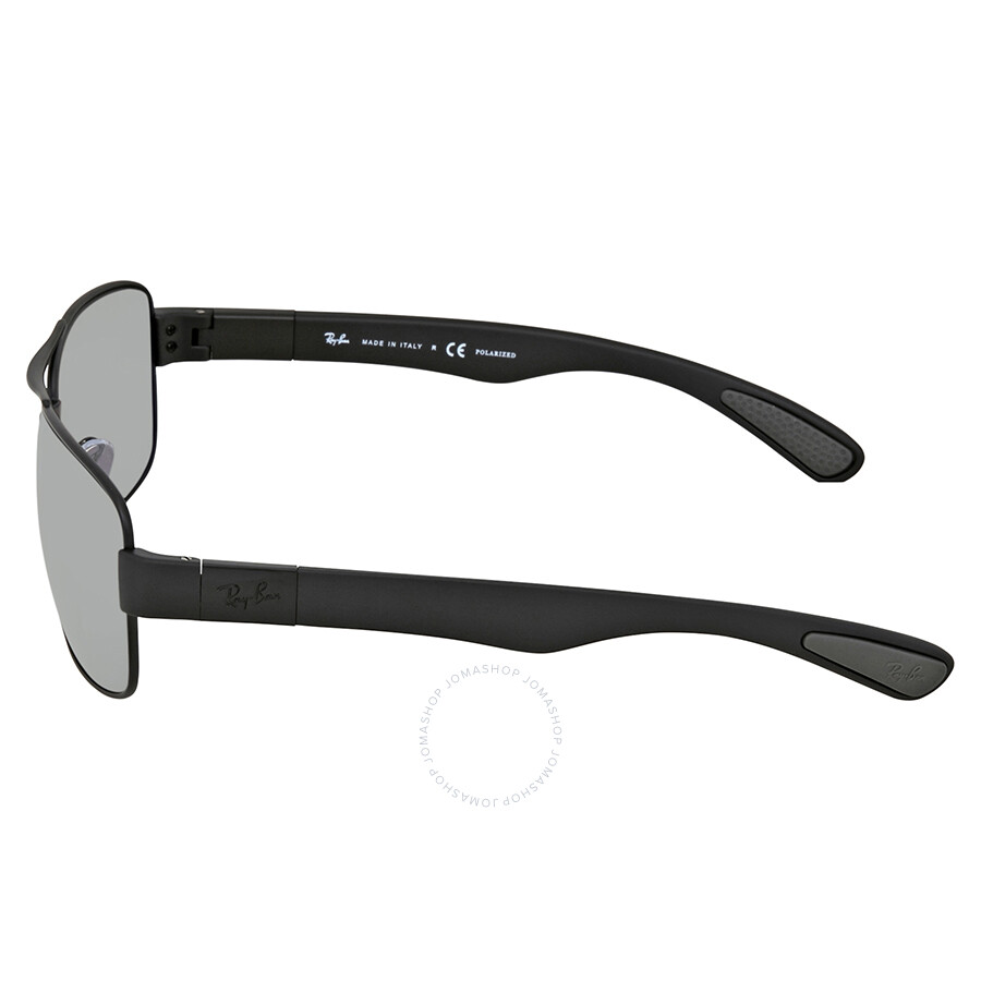 d936f17a1f ... Ray Ban Polarized Silver Mirror Rectangular Men s Sunglasses RB3522 006 82  61