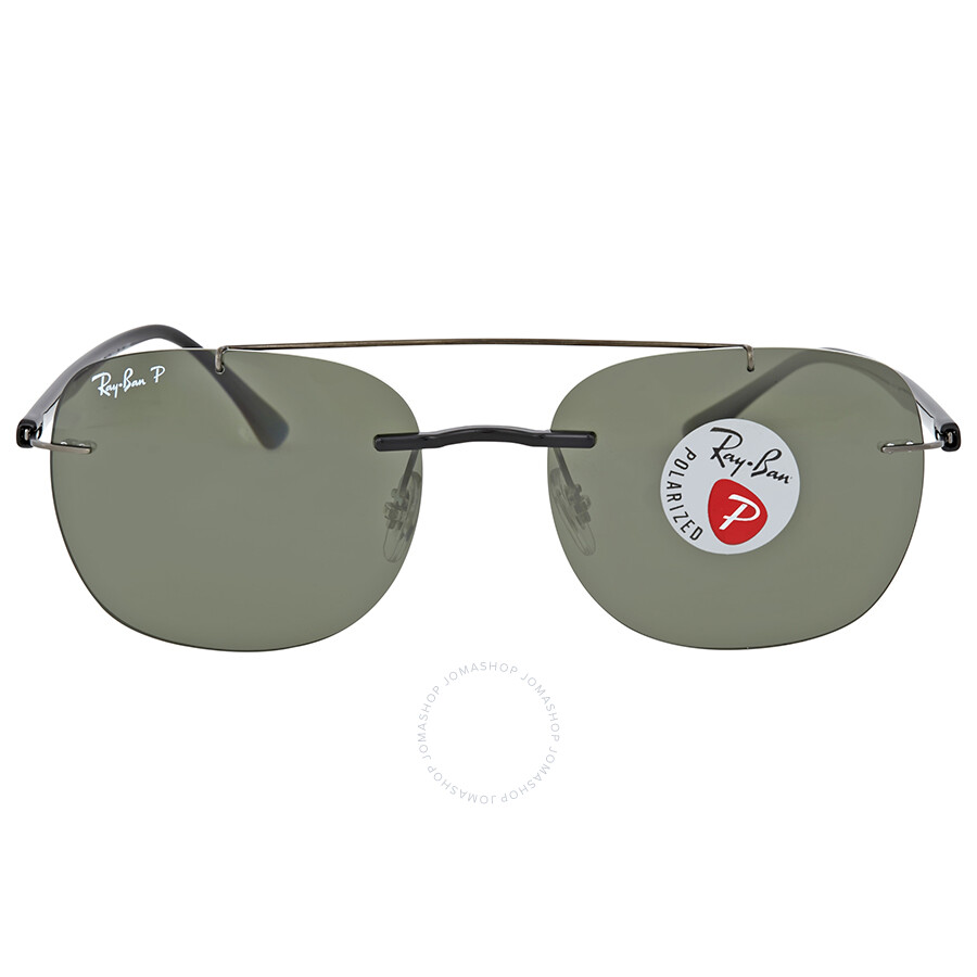 2769a5ebf25 Ray Ban Polarized Square Sunglasses - Ray-Ban - Sunglasses - Jomashop
