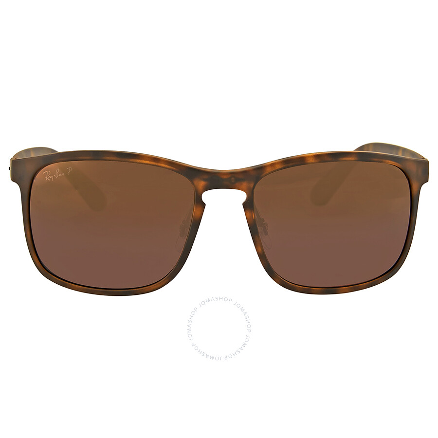 a5415945578 Ray Ban Polarized Tortoise Square Sunglasses - Ray-Ban - Sunglasses ...