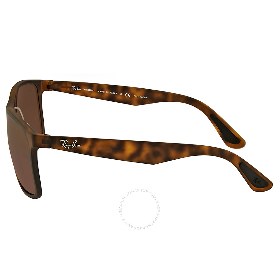 d4054d33754 Ray Ban Polarized Tortoise Square Sunglasses Ray Ban Polarized Tortoise  Square Sunglasses ...