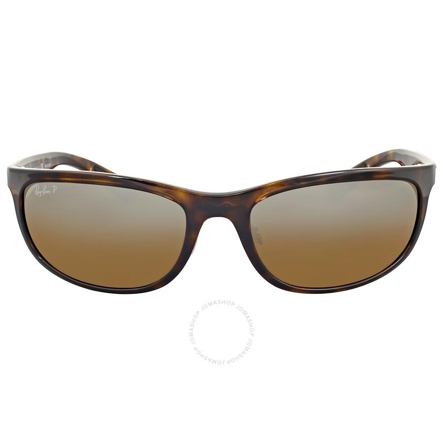 c4695a2a929 Ray Ban Polarized Tortoise Sunglasses - Ray-Ban - Sunglasses - Jomashop