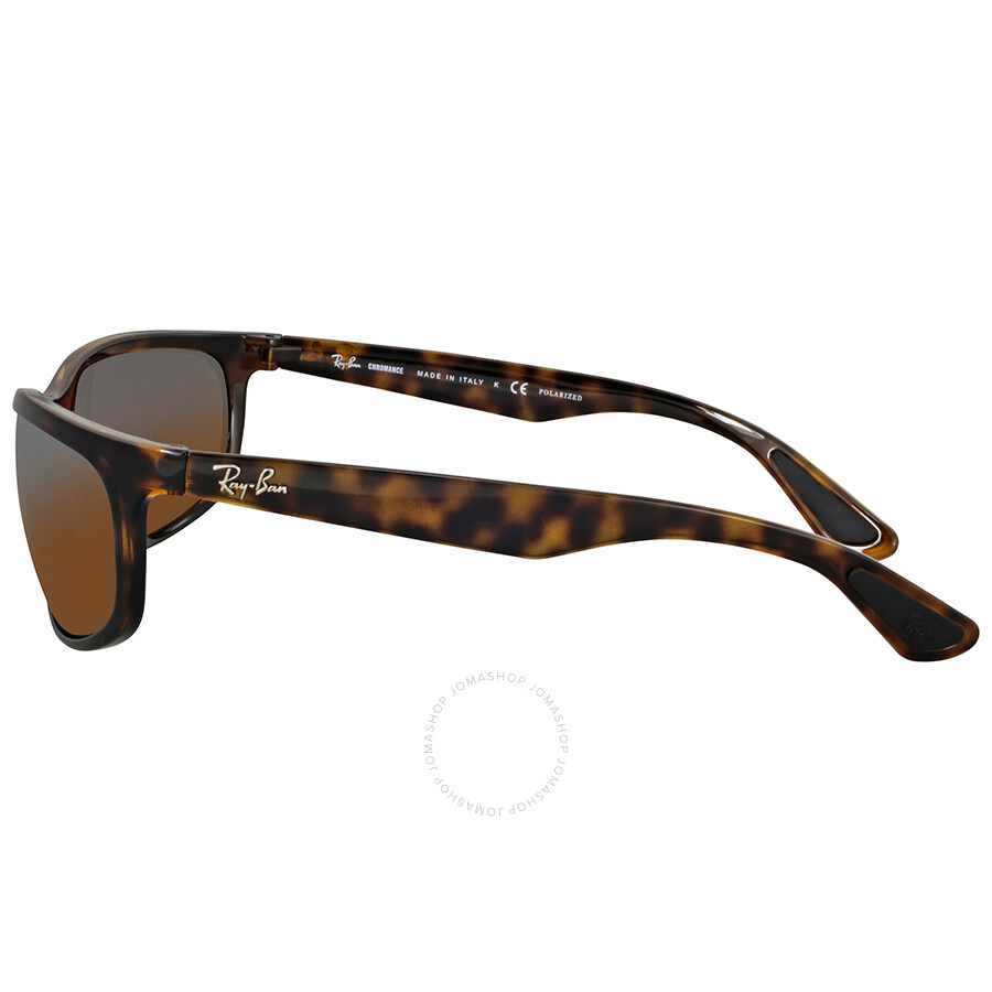c6a5338f30 Ray Ban Polarized Tortoise Sunglasses - Ray-Ban - Sunglasses - Jomashop