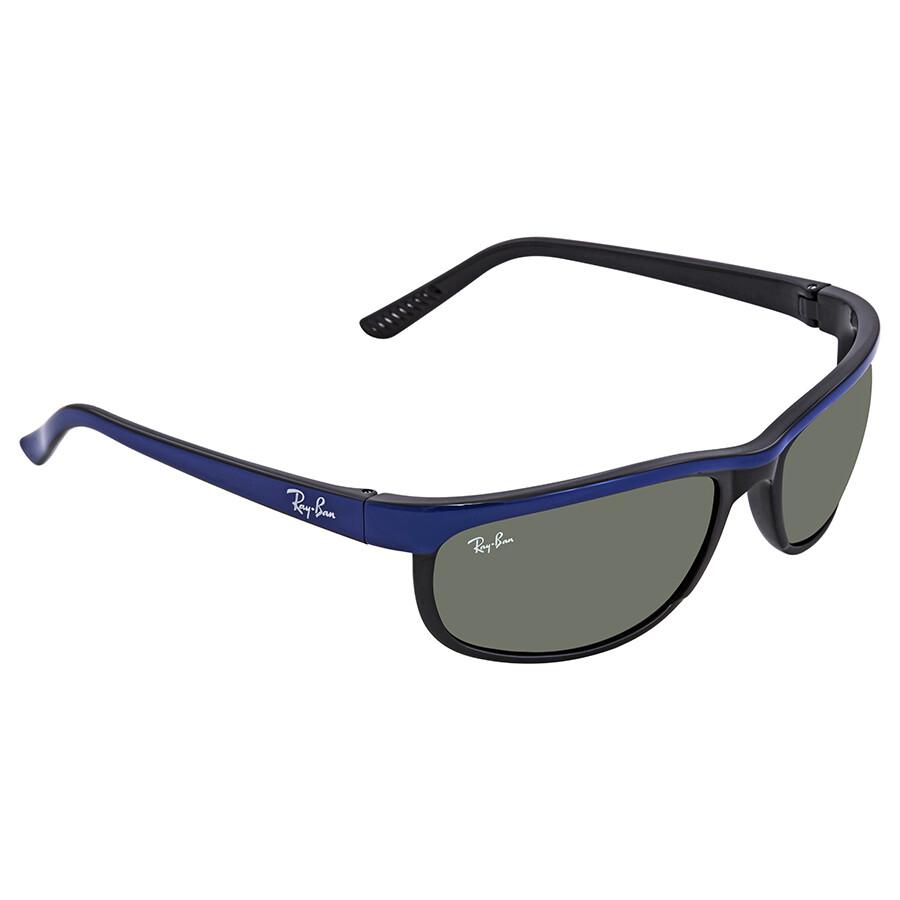 ray ban predator 2 green sunglasses rb2027 6301 62 ray ban rh jomashop com