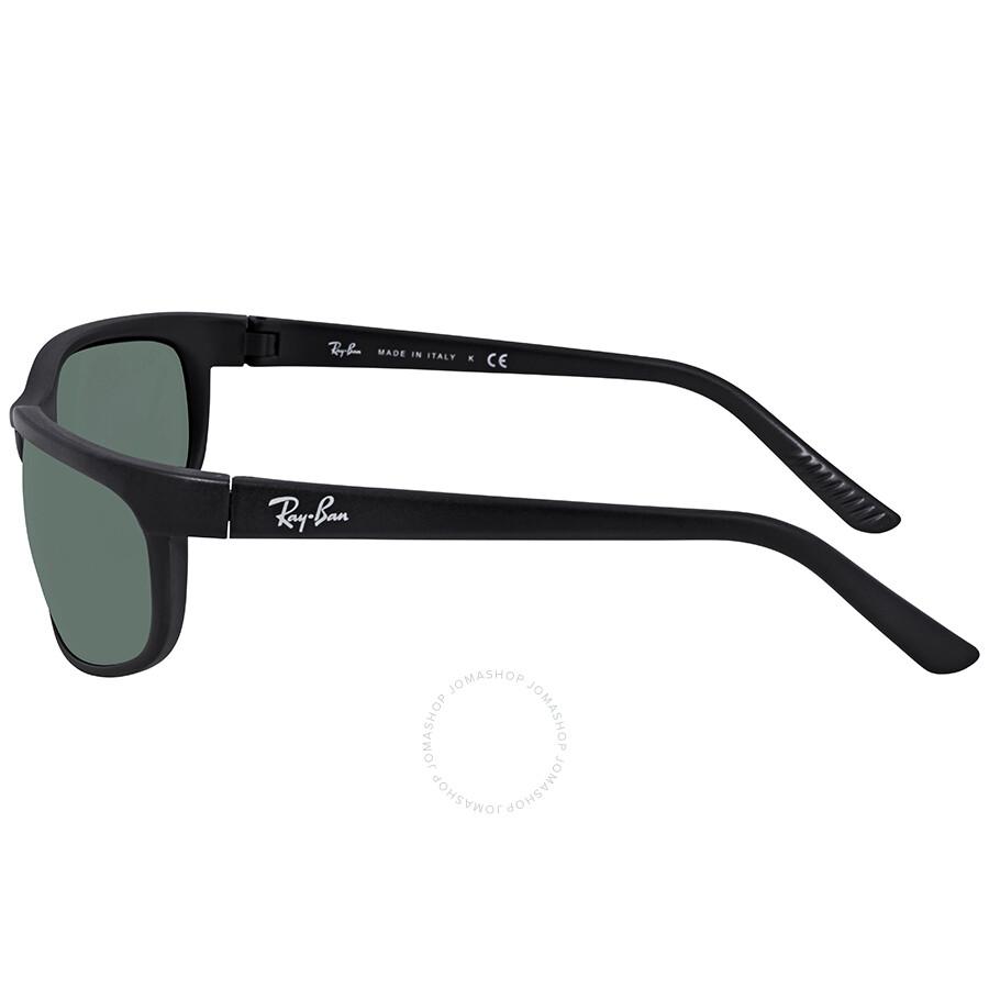 6dcbcc2811 ... Ray Ban Predator 2 Green Sunglasses RB2027 W1847 62-19 ...