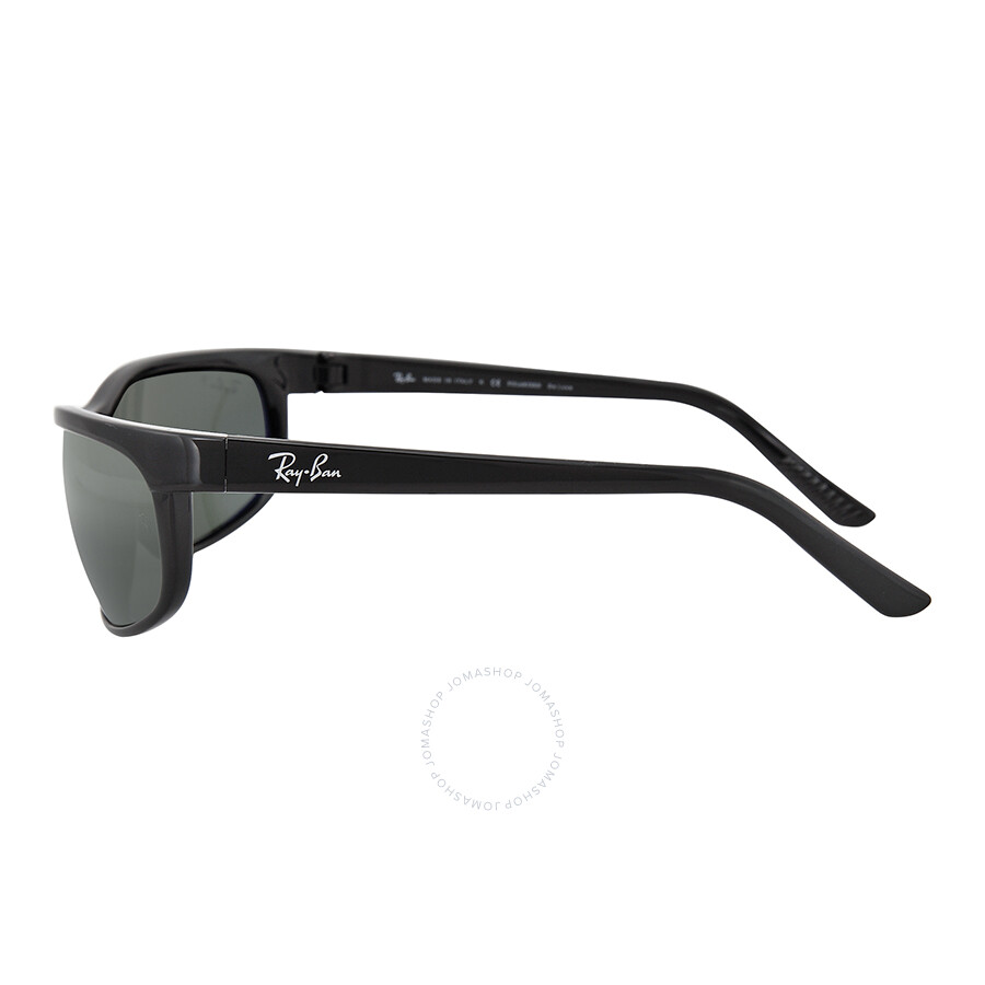 b55de80e9750 ... Ray Ban Predator 2 Grey Polarized Sunglasses RB2027 601 W1 62-19 ...