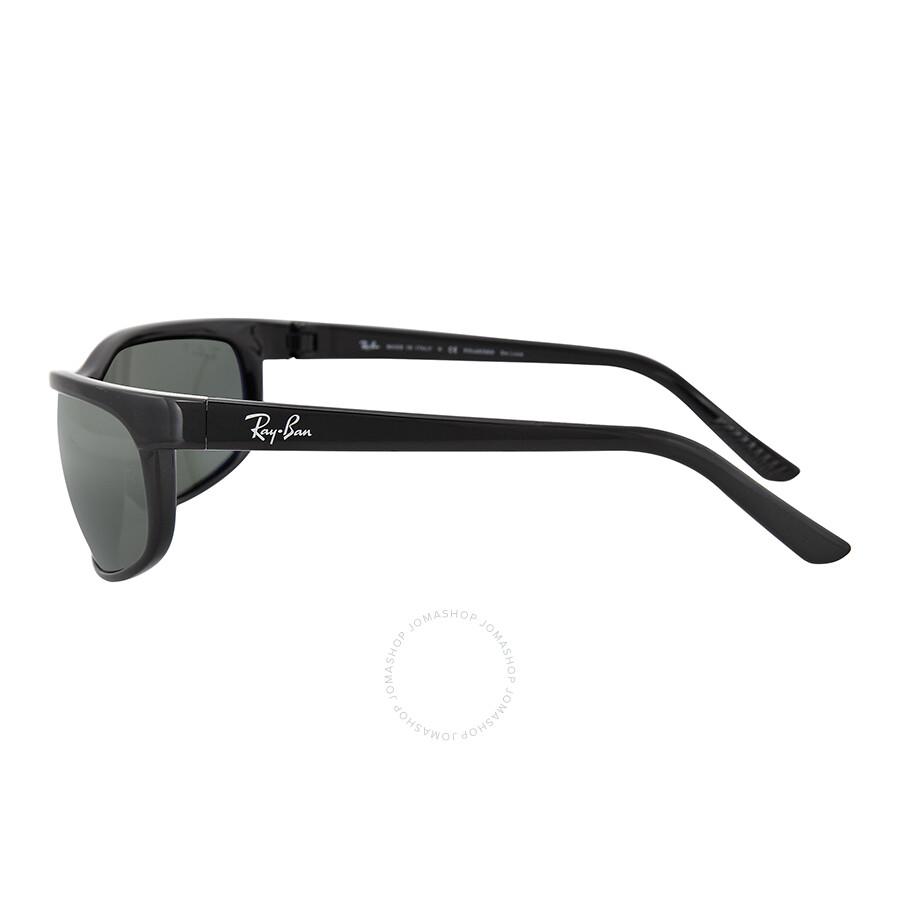 ray ban predator 2 polarized sunglasses rb 601 w1  ray ban predator 2 grey polarized sunglasses rb2027 601/w1 62 19
