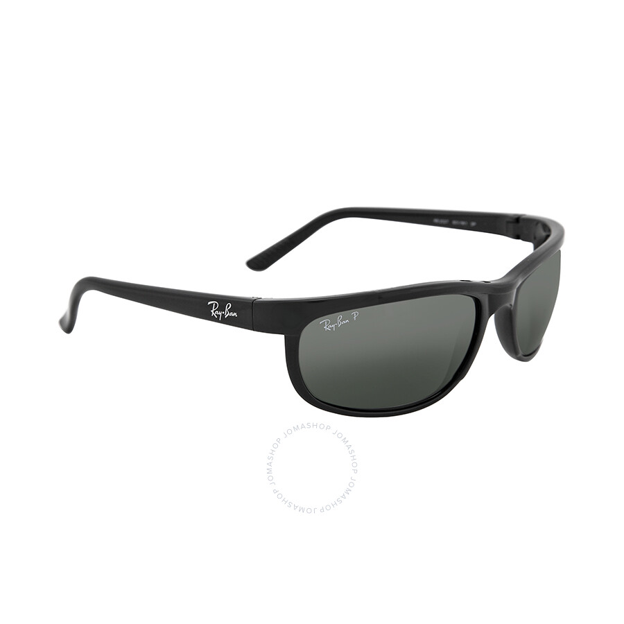 3a617210744 Ray Ban Predator 2 Grey Polarized Sunglasses RB2027 601 W1 62-19 ...