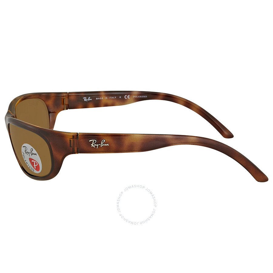 d16b85dd163 Ray Ban Predator Brown Polarized Sunglasses RB4033 64247 60 - Ray ...