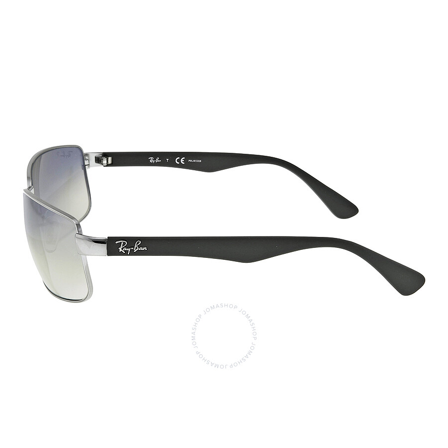 347f112a9e7 ... Ray Ban RB3478 Polarized Blue Grey Gradient Men s Sunglasses RB3478 004 78  63 ...