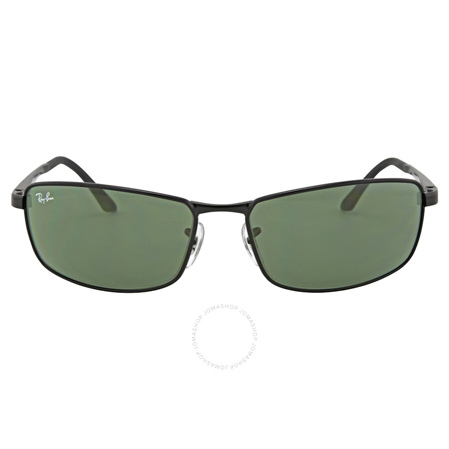 d44b7530817 Ray Ban RB3498 Green Classic Sunglasses RB3498 002 71 61-17 - Active ...