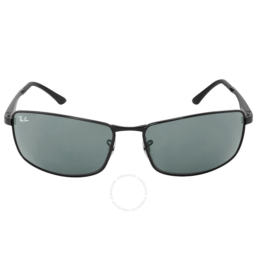 e5cebbce91 Ray Ban RB3498 Green Classic Sunglasses RB3498 002 71 64-17 - Active ...
