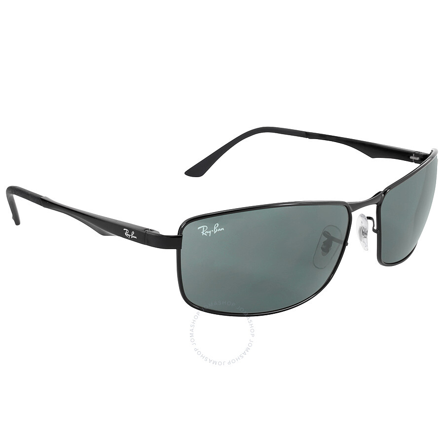 47fe8a7cc1eb2 Ray Ban RB3498 Green Classic Sunglasses RB3498 002 71 64-17 - Active ...
