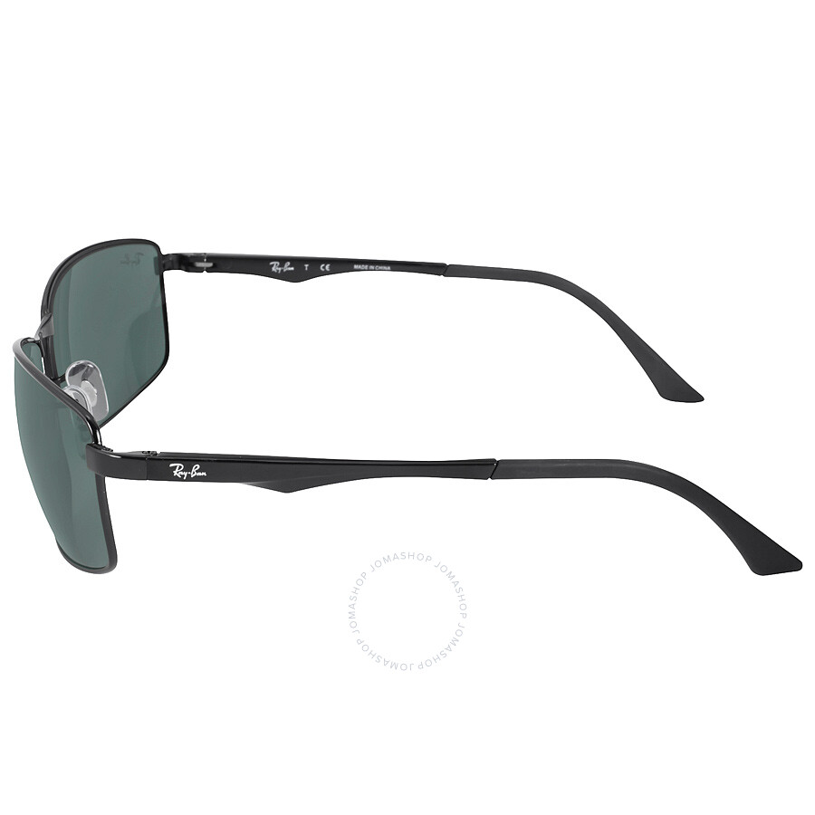 174d951d292 Ray Ban RB3498 Green Classic Sunglasses RB3498 002 71 64-17 - Active ...