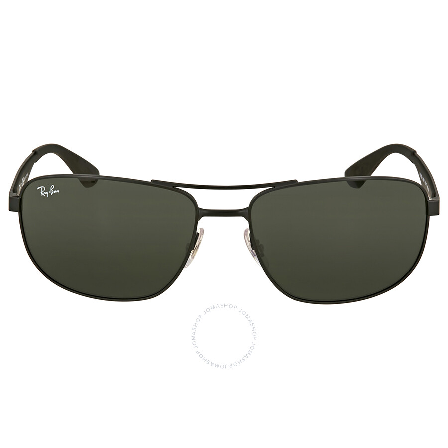 b3905165db Ray Ban RB3528 Green Classic Sunglasses RB3528 006 71 61-17 - Active ...