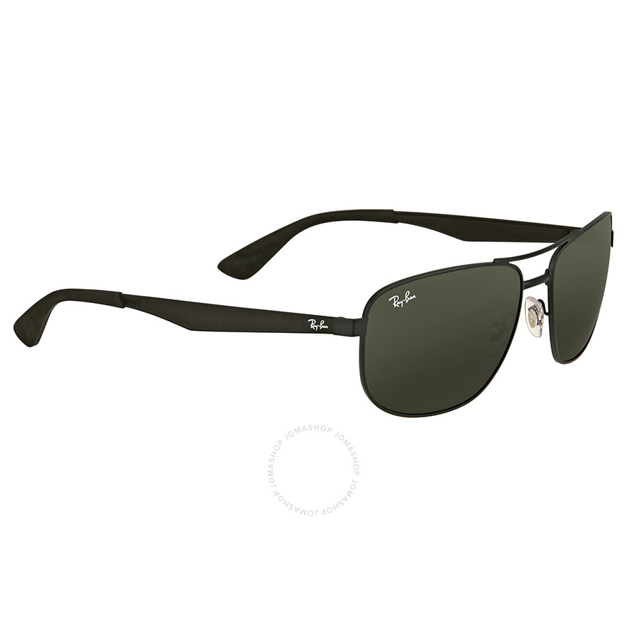 2c797879d5 Ray Ban RB3528 Green Classic Sunglasses RB3528 006 71 61-17 - Active ...