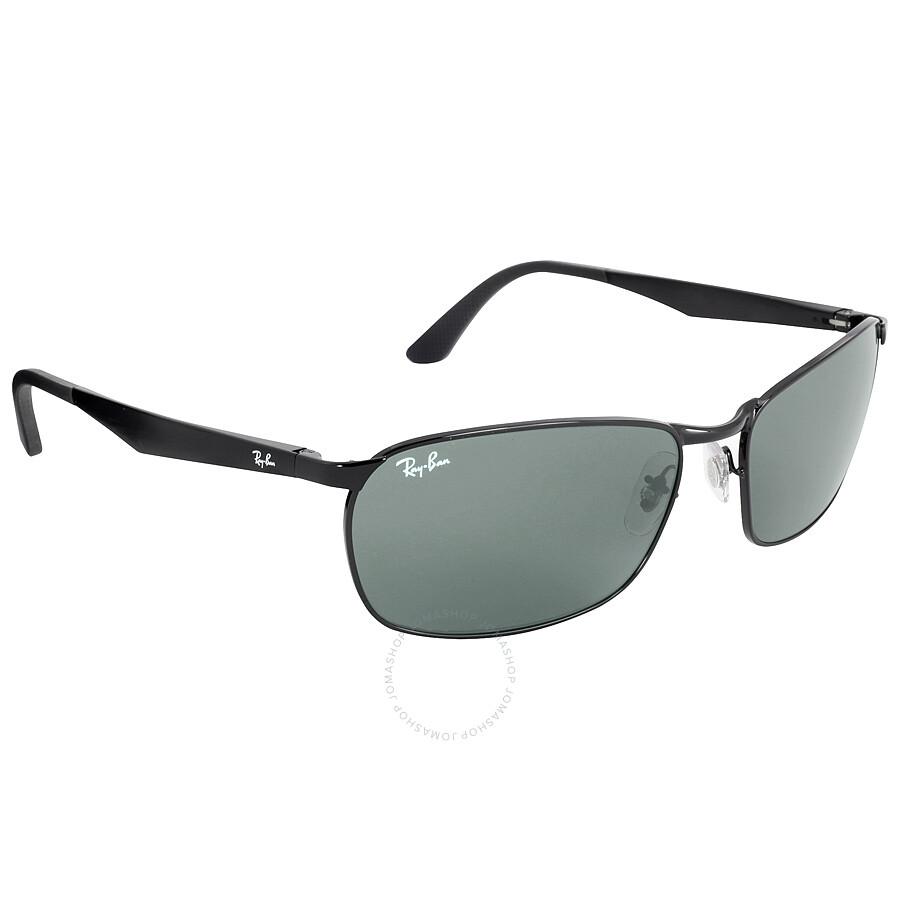 3eaa9c413c ... Ray Ban RB3534 Green Classic G-15 Men s Sunglasses RB3534 002 62-17 ...
