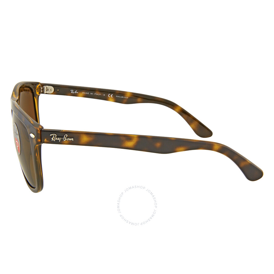 4e4f3b321dc ... Ray Ban RB4147 Polarized Brown Classic B-15 Sunglasses RB4147 710 57 60  ...