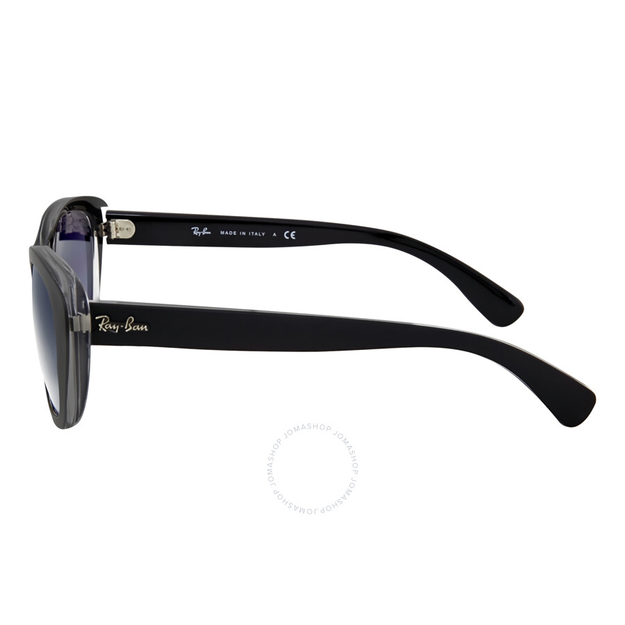 ca8167a64f235 Ray Ban RB4227 Grey Gradient Sunglasses RB4227 60528G 55-14 ...
