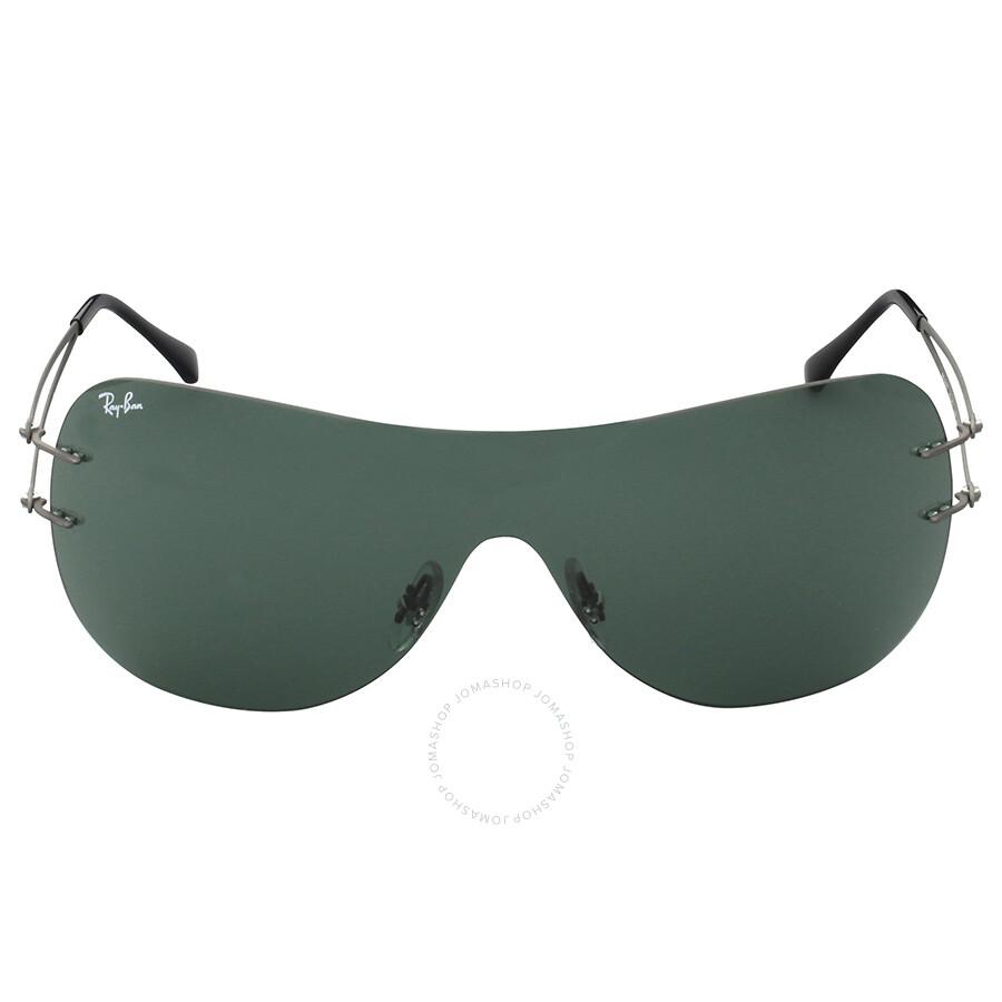 7e830b6d5a Ray-Ban RB8057 Green Classic Sunglasses - Ray-Ban - Sunglasses ...
