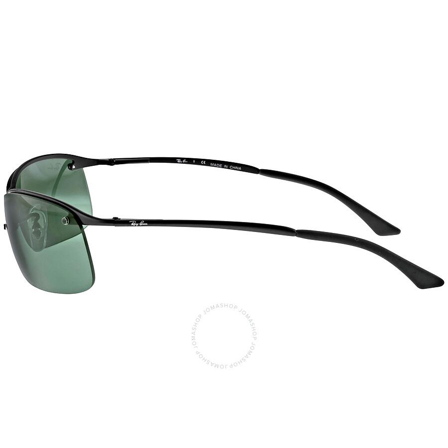 eff4100a78e Ray-Ban Rectangle Semi-Rimless Sunglasses - Active - Ray-Ban ...
