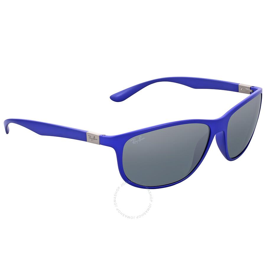 de1f202006fb1 Ray-Ban Rectangular Grey Gradient Sunglasses - Ray-Ban - Sunglasses ...