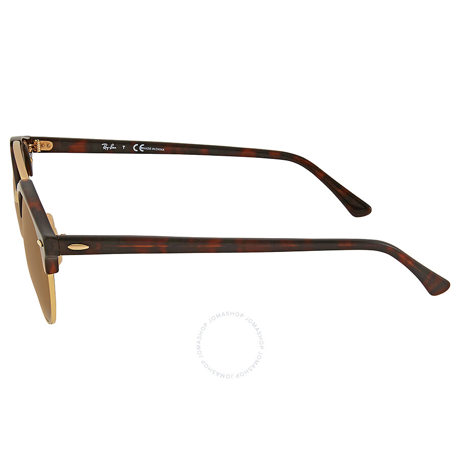 617b467974 Ray Ban Clubround Double Bridge Tortoise Sunglasses Ray Ban Clubround  Double Bridge Tortoise Sunglasses ...