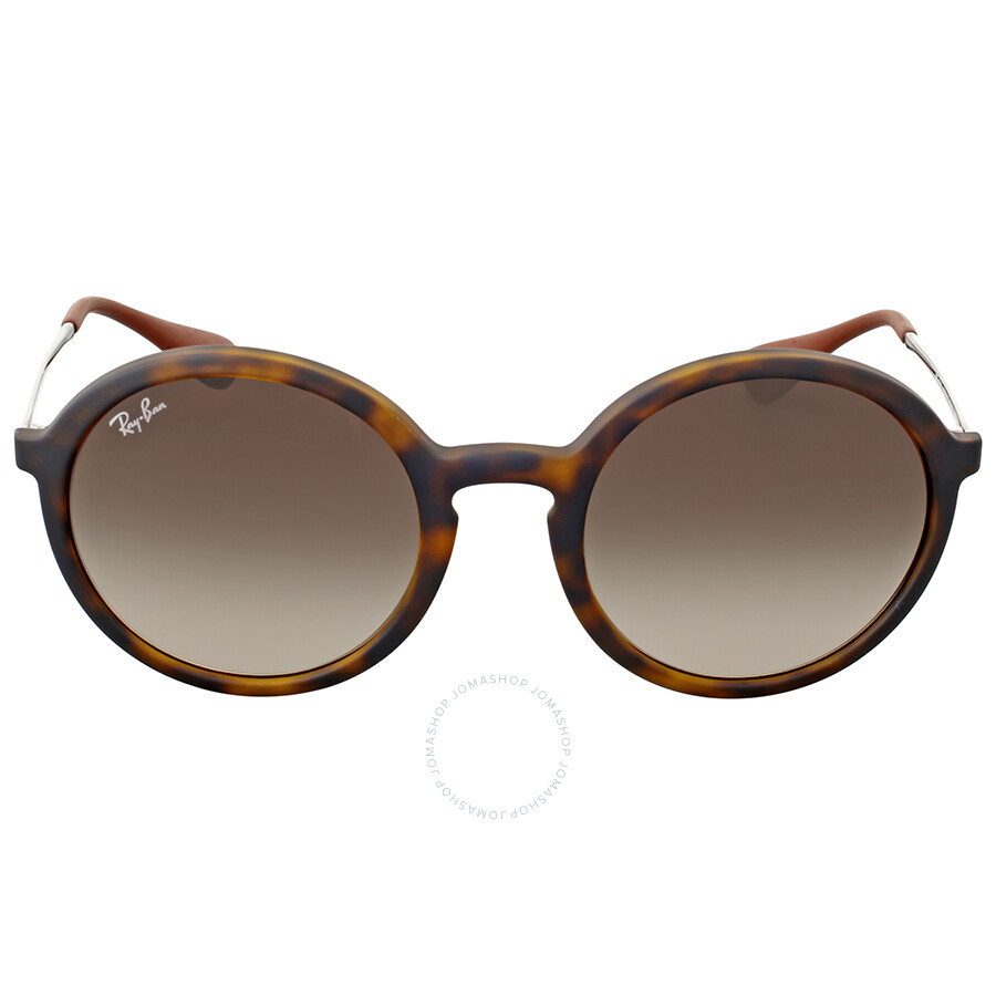 9787f8654c Ray-Ban Round Brown Gradient Sunglasses - Round - Ray-Ban ...
