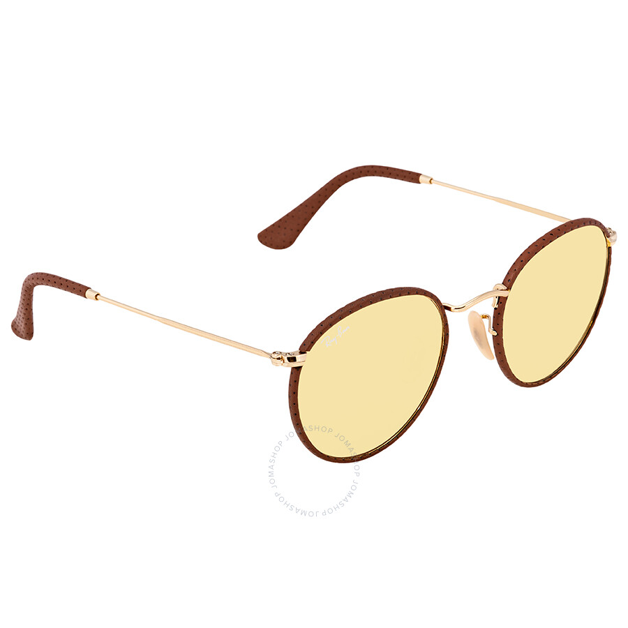 65e98a917d1 Ray Ban Round Craft Round Sunglasses RB3475Q 90424A 50 - Round - Ray ...