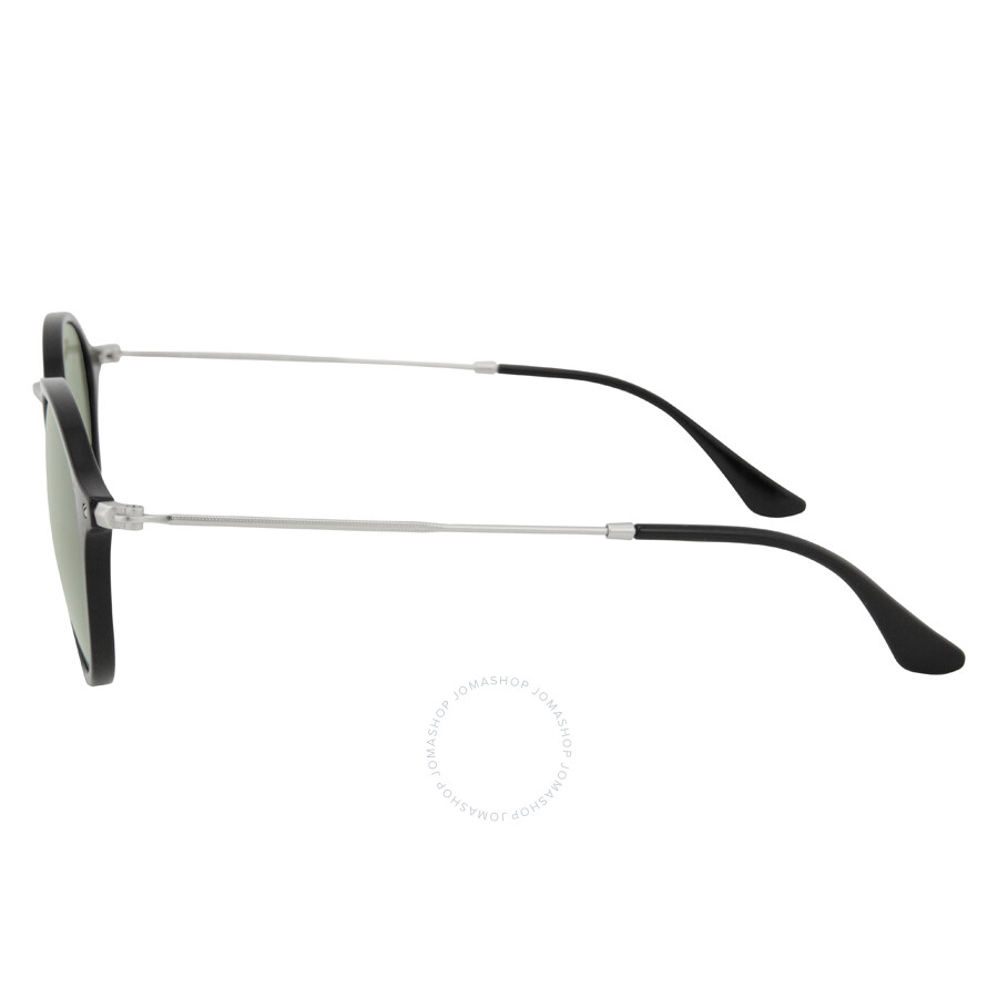 6db704b66936 ... Ray Ban Round Fleck Green Classic G-15 Sunglasses RB2447 901 49 ...