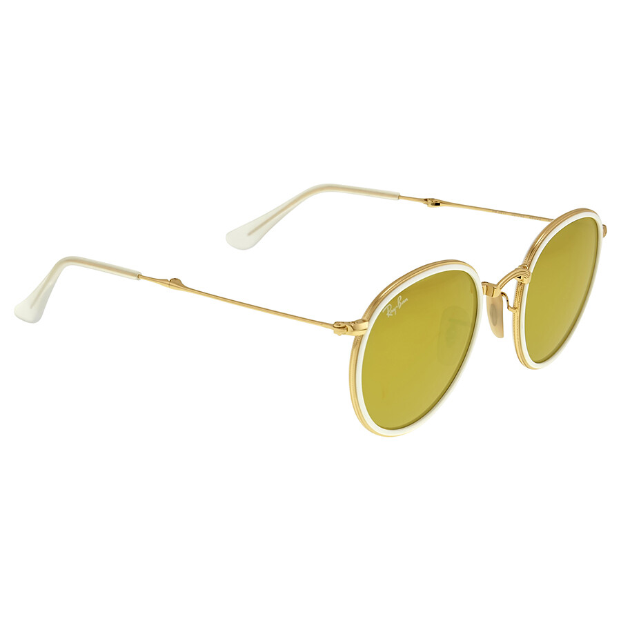 2ef7983126d Ray Ban Round Gold Sunglasses « Heritage Malta