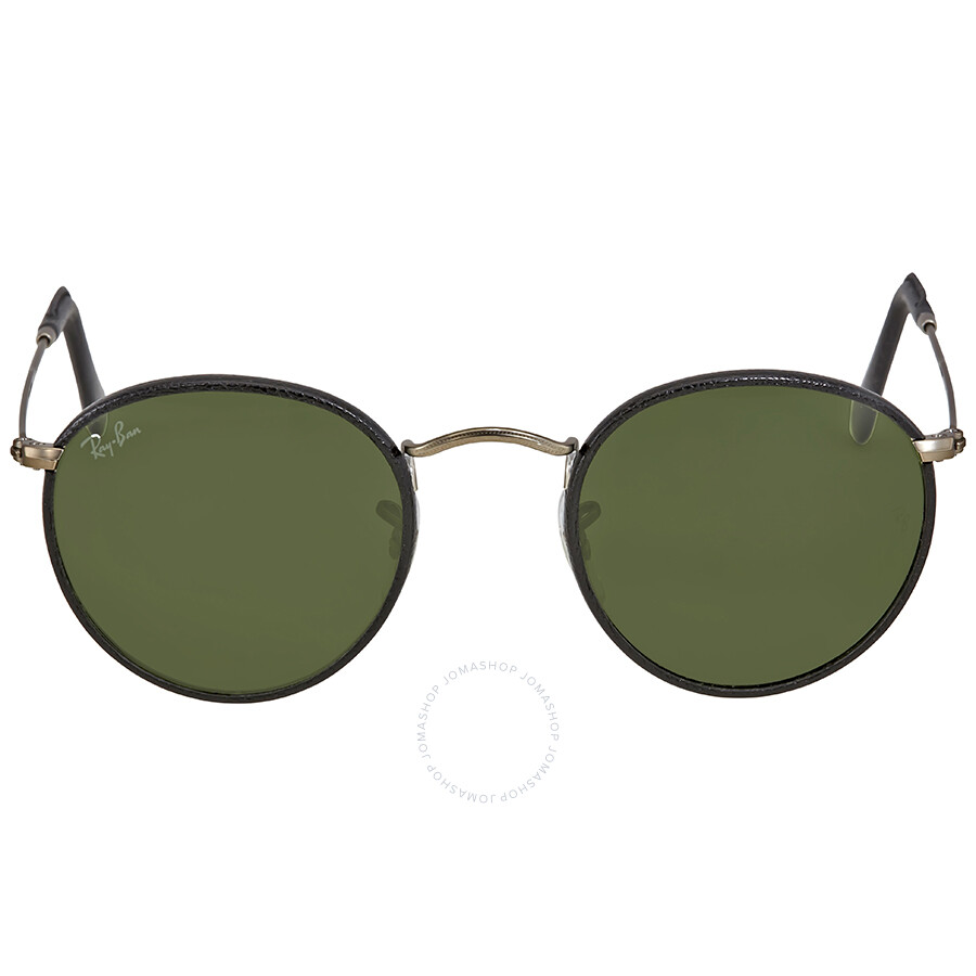 efad53f963918 Ray Ban Round Green Classic Sunglasses - Ray-Ban - Sunglasses - Jomashop