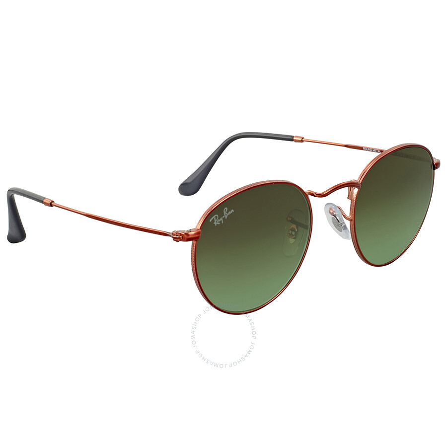 1a1b5bfc99b Ray Ban Round Green Gradient Sunglasses Ray Ban Round Green Gradient  Sunglasses ...