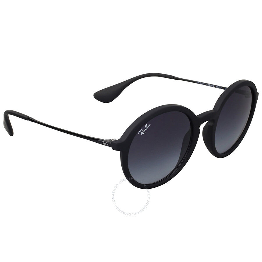 570abfeb54 Ray-Ban Round Grey Gradient Sunglasses - Round - Ray-Ban ...